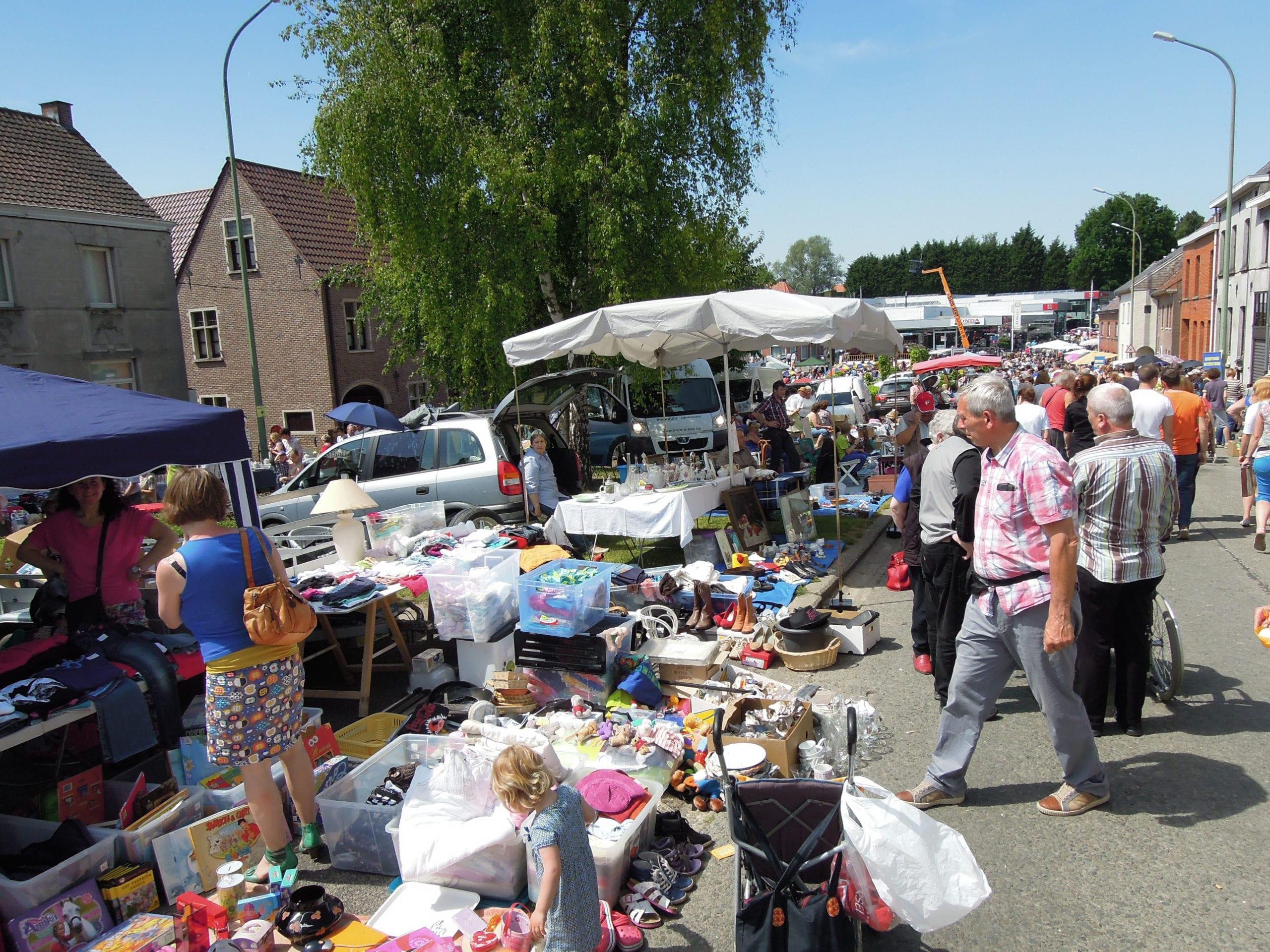 Rommelmarkt Velzeke